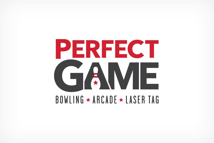 Entertainment logo design brand identity