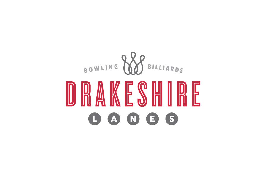 Entertainment logo, branding for entertainment company, brand identity, bowling logo