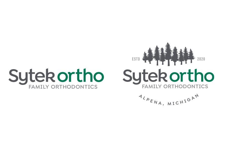 Orthodontist logo, brand identity, dental logo